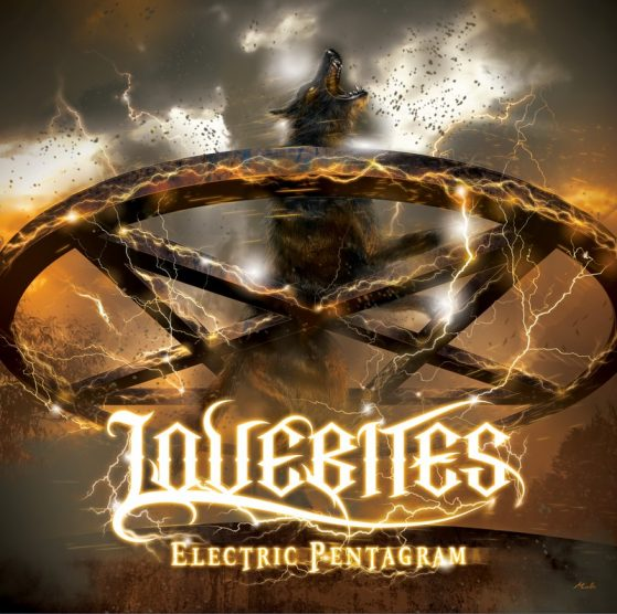 LOVEBITES「ELECTRIC PENTAGRAM」